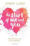 Start of you and me